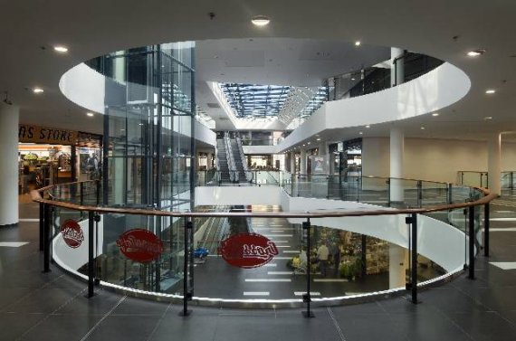 Obchodní dům Galerie Dvořák - Plzeň