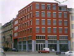 Administrativní budova Dvorana - Praha 9